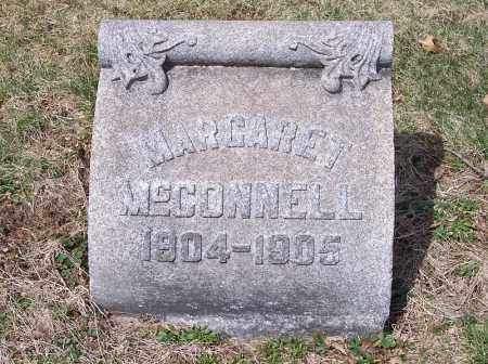 MCCONNELL, MARGARET - Columbiana County, Ohio | MARGARET MCCONNELL - Ohio Gravestone Photos