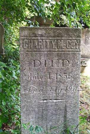 MCCOY, CHARITY - Columbiana County, Ohio | CHARITY MCCOY - Ohio Gravestone Photos