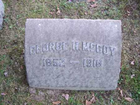 MCCOY, GEORGE H. - Columbiana County, Ohio | GEORGE H. MCCOY - Ohio Gravestone Photos