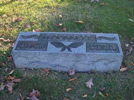 MCDONNELL, ANNA H. - Columbiana County, Ohio | ANNA H. MCDONNELL - Ohio Gravestone Photos