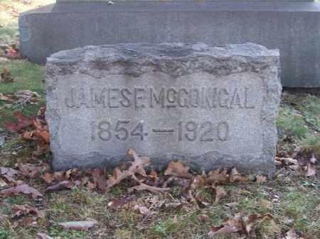 MCGONIGAL, JAMES F. - Columbiana County, Ohio | JAMES F. MCGONIGAL - Ohio Gravestone Photos