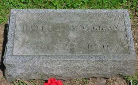 MCGOOGAN, DANIEL - Columbiana County, Ohio | DANIEL MCGOOGAN - Ohio Gravestone Photos