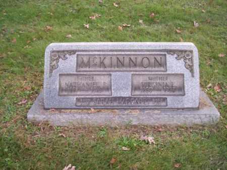 MCKINNON, VIRGINIA L. - Columbiana County, Ohio | VIRGINIA L. MCKINNON - Ohio Gravestone Photos