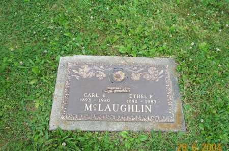 SOMMERS MCLAUGHLIN, ETHEL - Columbiana County, Ohio | ETHEL SOMMERS MCLAUGHLIN - Ohio Gravestone Photos