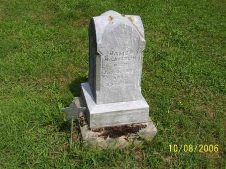 MCLAUGHLIN, JAMES - Columbiana County, Ohio   JAMES MCLAUGHLIN - Ohio Gravestone Photos