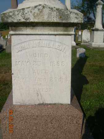 MCMILLEN, JOHN - Columbiana County, Ohio | JOHN MCMILLEN - Ohio Gravestone Photos