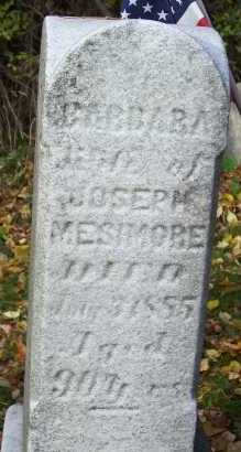 MESIMORE, BARBARA - Columbiana County, Ohio | BARBARA MESIMORE - Ohio Gravestone Photos