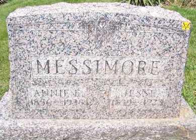 MESSIMORE, JESSE - Columbiana County, Ohio   JESSE MESSIMORE - Ohio Gravestone Photos