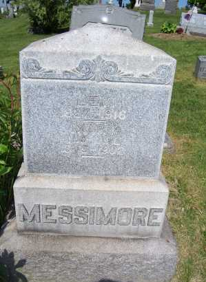 MESSIMORE, MARY - Columbiana County, Ohio | MARY MESSIMORE - Ohio Gravestone Photos