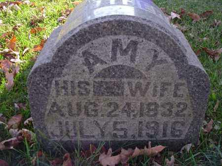 MICK, AMY - Columbiana County, Ohio | AMY MICK - Ohio Gravestone Photos