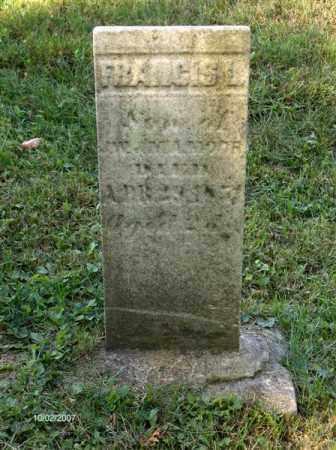 MOORE, FRANCIS L - Columbiana County, Ohio | FRANCIS L MOORE - Ohio Gravestone Photos