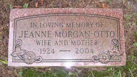MORGAN-OTTO, JEANNE - Columbiana County, Ohio | JEANNE MORGAN-OTTO - Ohio Gravestone Photos