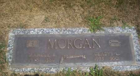BARNETT MORGAN, GLADYS - Columbiana County, Ohio | GLADYS BARNETT MORGAN - Ohio Gravestone Photos