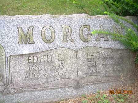 MORGAN, THOMAS G - Columbiana County, Ohio | THOMAS G MORGAN - Ohio Gravestone Photos