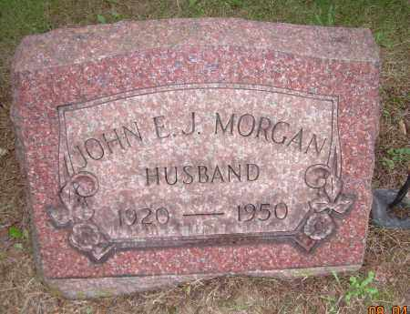 MORGAN, THOMAS J - Columbiana County, Ohio | THOMAS J MORGAN - Ohio Gravestone Photos