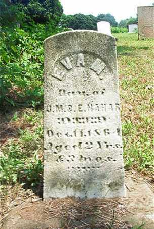 NAHAR, EVA M. - Columbiana County, Ohio   EVA M. NAHAR - Ohio Gravestone Photos
