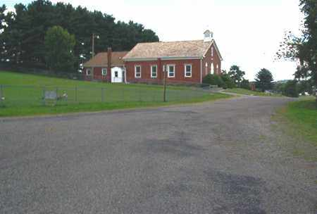 OAK RIDGE UNITED PRESBYTERIAN, CHURCH - Columbiana County, Ohio | CHURCH OAK RIDGE UNITED PRESBYTERIAN - Ohio Gravestone Photos