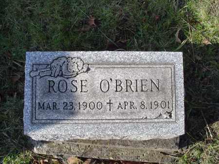 O'BRIEN, ROSE - Columbiana County, Ohio   ROSE O'BRIEN - Ohio Gravestone Photos