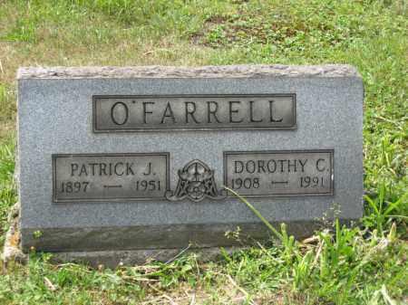 O'FARRELL, DOROTHY C. - Columbiana County, Ohio   DOROTHY C. O'FARRELL - Ohio Gravestone Photos