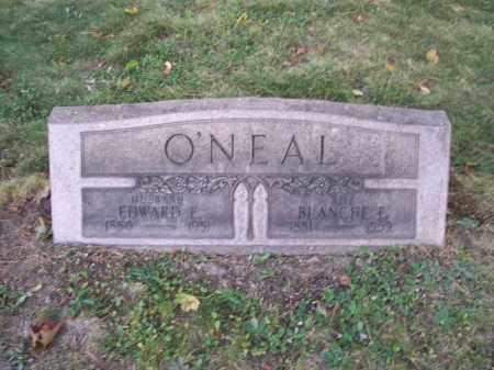O'NEAL, EDWARD E. - Columbiana County, Ohio | EDWARD E. O'NEAL - Ohio Gravestone Photos