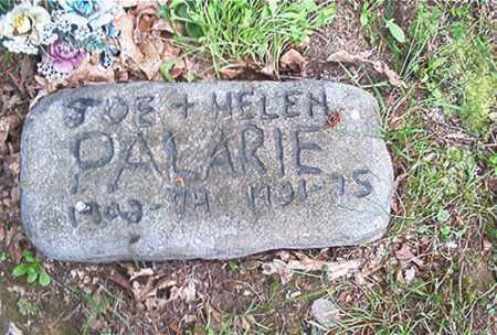 PALARIE, JOE - Columbiana County, Ohio | JOE PALARIE - Ohio Gravestone Photos