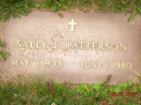 PATTERSON/BEADLE, SALLY L - Columbiana County, Ohio | SALLY L PATTERSON/BEADLE - Ohio Gravestone Photos