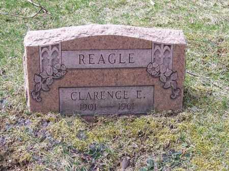 REAGLE, CLARENCE E. - Columbiana County, Ohio | CLARENCE E. REAGLE - Ohio Gravestone Photos