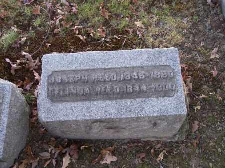 REED, CELINDA - Columbiana County, Ohio   CELINDA REED - Ohio Gravestone Photos