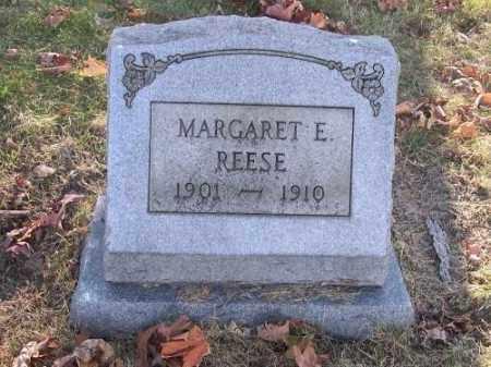 REESE, MARGARET E. - Columbiana County, Ohio   MARGARET E. REESE - Ohio Gravestone Photos