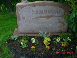 SAMBROAK, RICHARD P. - Columbiana County, Ohio | RICHARD P. SAMBROAK - Ohio Gravestone Photos