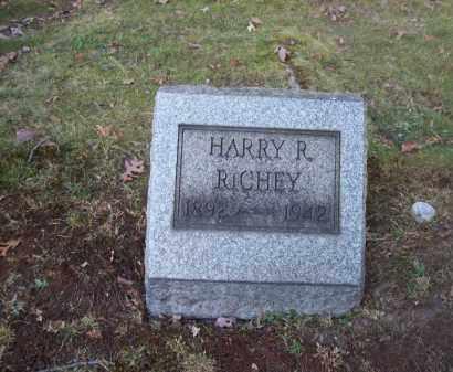 RICHEY, HARRY R. - Columbiana County, Ohio   HARRY R. RICHEY - Ohio Gravestone Photos