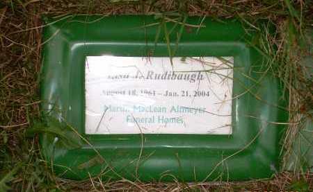 BEADLE RUDIBAUGH, LISA - Columbiana County, Ohio | LISA BEADLE RUDIBAUGH - Ohio Gravestone Photos