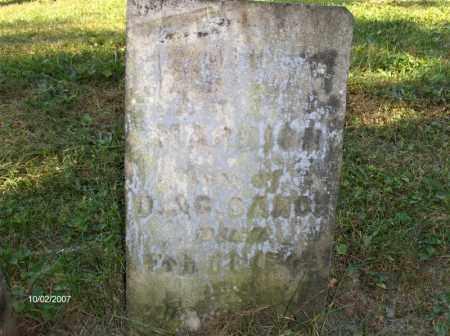 SANOR, MARRION - Columbiana County, Ohio | MARRION SANOR - Ohio Gravestone Photos