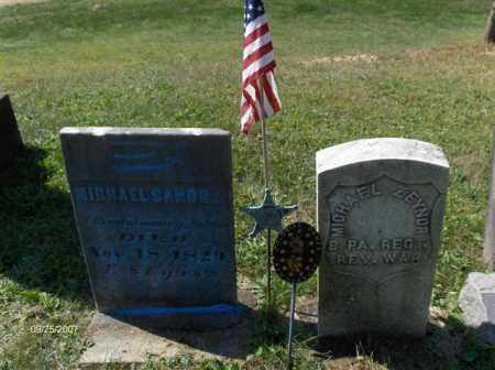 SANOR (ZEYNOR), MICHAEL - Columbiana County, Ohio   MICHAEL SANOR (ZEYNOR) - Ohio Gravestone Photos
