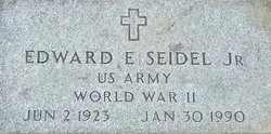 SEIDEL, EDWARD - Columbiana County, Ohio | EDWARD SEIDEL - Ohio Gravestone Photos