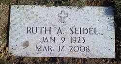 SEIDEL, RUTH - Columbiana County, Ohio | RUTH SEIDEL - Ohio Gravestone Photos