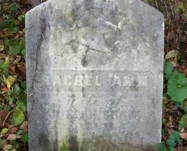 SHAW, RACHEL ANN - Columbiana County, Ohio   RACHEL ANN SHAW - Ohio Gravestone Photos