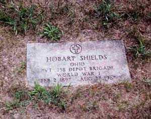 SHIELDS, HOBART - Columbiana County, Ohio | HOBART SHIELDS - Ohio Gravestone Photos