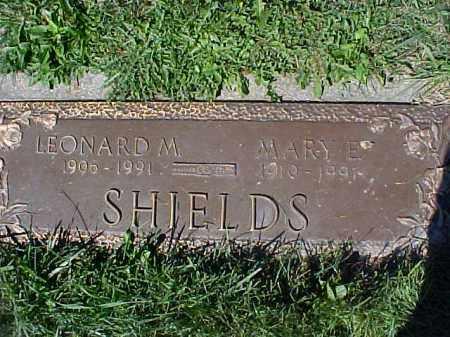 GRAFTON SHIELDS, MARY E - Columbiana County, Ohio   MARY E GRAFTON SHIELDS - Ohio Gravestone Photos