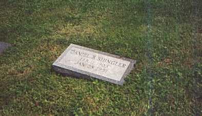 SHINGLER, DANIEL - Columbiana County, Ohio   DANIEL SHINGLER - Ohio Gravestone Photos