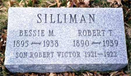 SILLIMAN, ELIZABETH MARIE - Columbiana County, Ohio   ELIZABETH MARIE SILLIMAN - Ohio Gravestone Photos