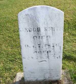 SMITH, JACOB - Columbiana County, Ohio   JACOB SMITH - Ohio Gravestone Photos