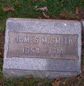 SMITH, JAMES M. - Columbiana County, Ohio | JAMES M. SMITH - Ohio Gravestone Photos