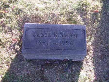 SMITH, JESSE H. - Columbiana County, Ohio   JESSE H. SMITH - Ohio Gravestone Photos