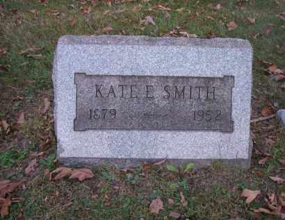 SMITH, KATE E. - Columbiana County, Ohio | KATE E. SMITH - Ohio Gravestone Photos