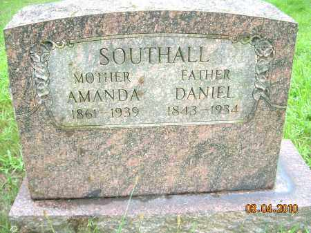 REED SOUTHALL, AMANDA - Columbiana County, Ohio | AMANDA REED SOUTHALL - Ohio Gravestone Photos