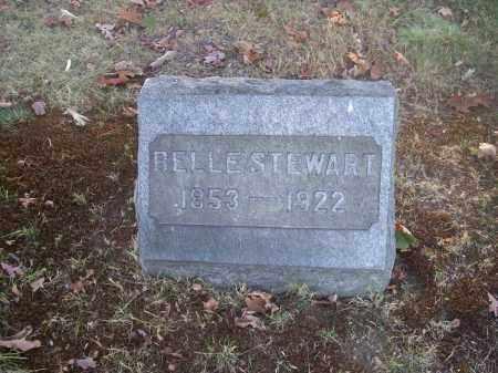 STEWART, BELLE - Columbiana County, Ohio | BELLE STEWART - Ohio Gravestone Photos