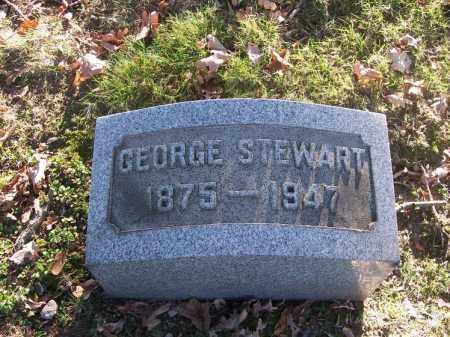 STEWART, GEORGE - Columbiana County, Ohio | GEORGE STEWART - Ohio Gravestone Photos