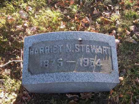 STEWART, HARRIET N. - Columbiana County, Ohio | HARRIET N. STEWART - Ohio Gravestone Photos