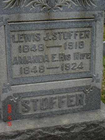 DICE STOFFER, AMAMNDA - Columbiana County, Ohio | AMAMNDA DICE STOFFER - Ohio Gravestone Photos
